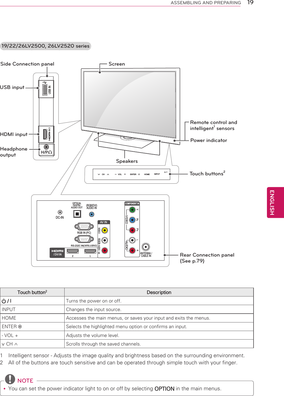 LG 42LK450 User Manual Owner's Eng