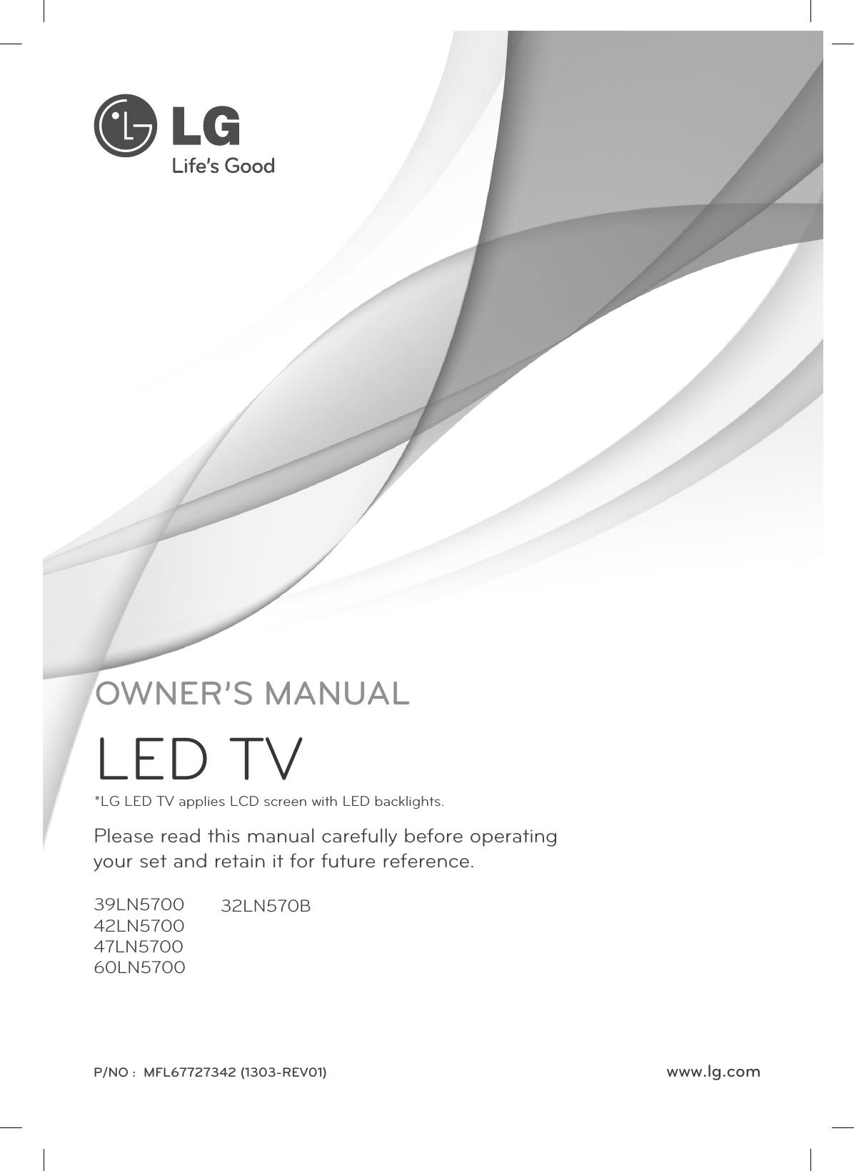 Manual smart tv lg 5700 ebook array lg 47ln5700 user manual owner u0027s mfl67727342 rh usermanual wiki fandeluxe Gallery