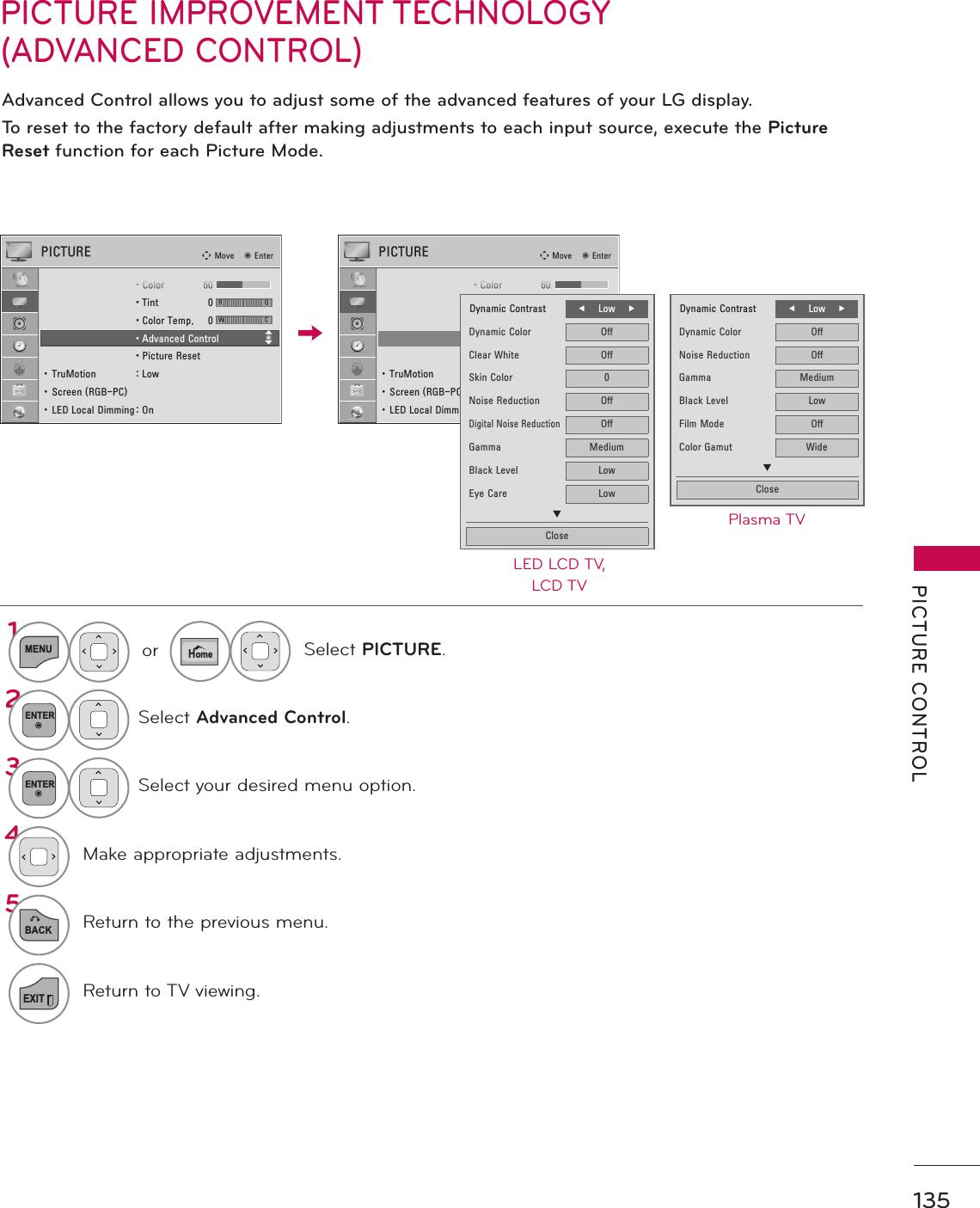 LG 50PZ550 User Manual Owner's SAC34134225 1 Eng
