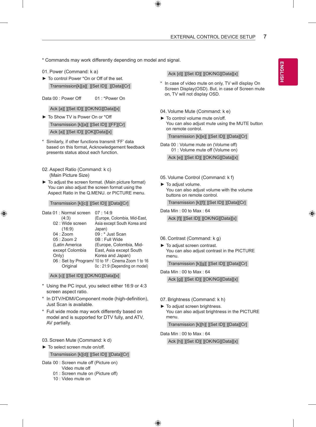 LG 65UK6300PUE User Manual Owner's MFL70340102 1 2