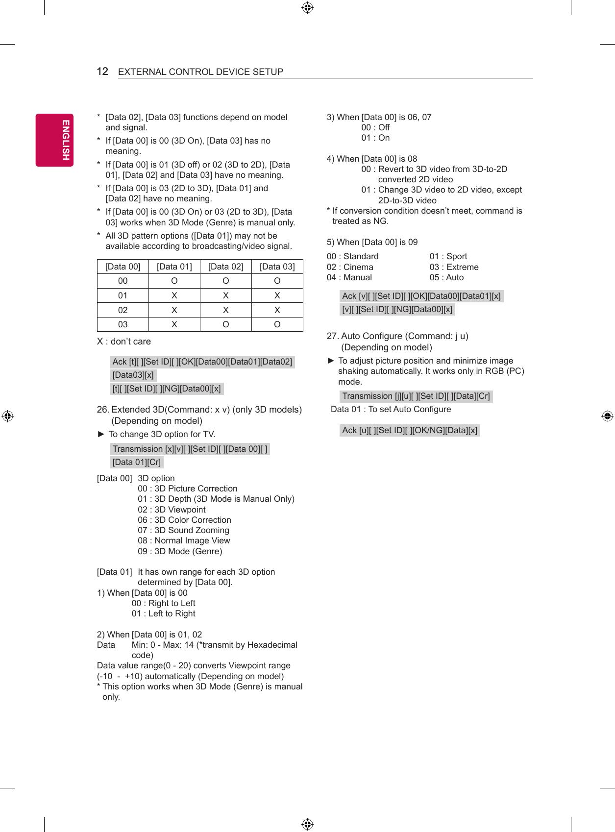 LG 65UK6300PUE User Manual Owner's MFL70340102 1 2 MFL70343402 1 0