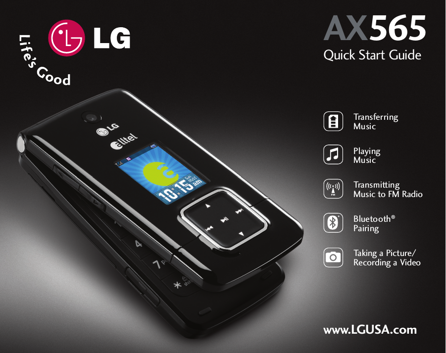 lg ax565 manual open source user manual u2022 rh dramatic varieties com LG 840G LG 800G TracFone
