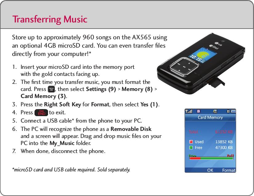 lg ax565 user manual quick start guide qsg rh usermanual wiki LG Flip Phone Manual LG Cell Phone Operating Manual