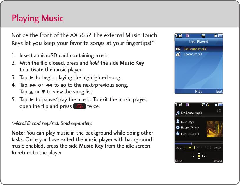 lg ax565 user manual quick start guide qsg rh usermanual wiki LG Phone Manuals User Guides LG Phones Manual