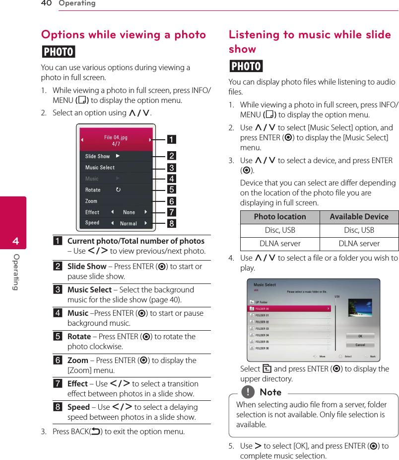 LG BP520 User Manual Owner's N DUSALLK SAC35374702 U