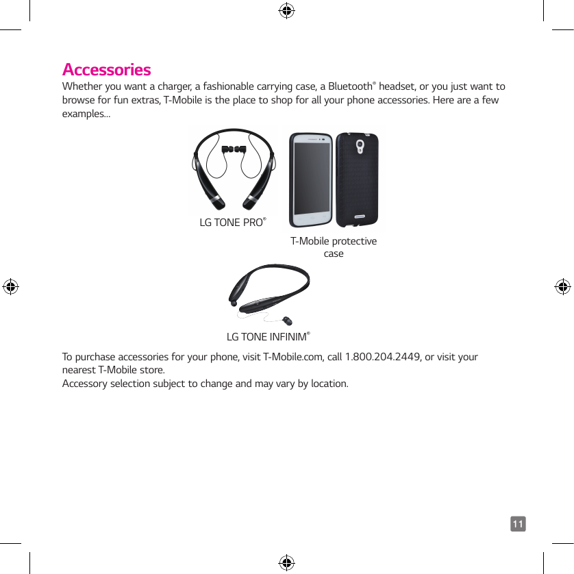 LG K330 Silver K330GO_TMO_QSG_160114 User Manual Quick Start