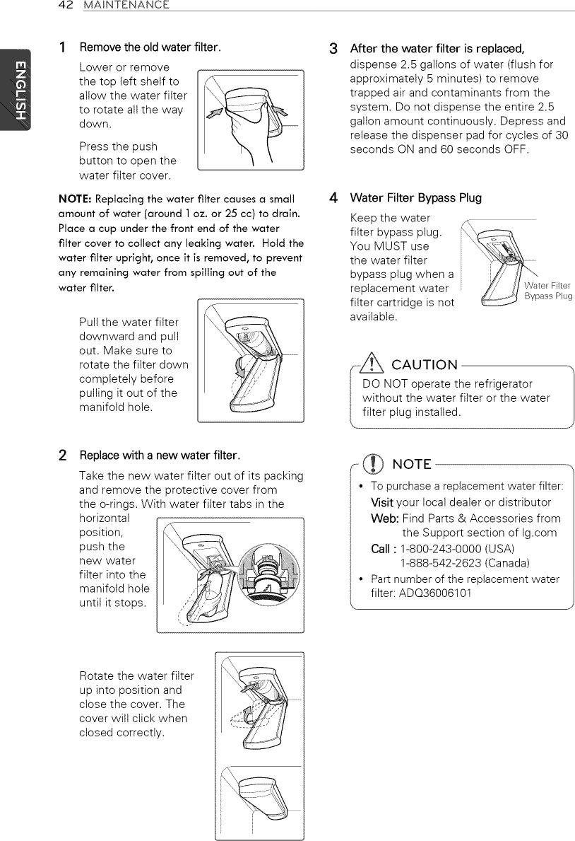 LG LFX29945ST User Manual REFRIGERATOR Manuals And Guides