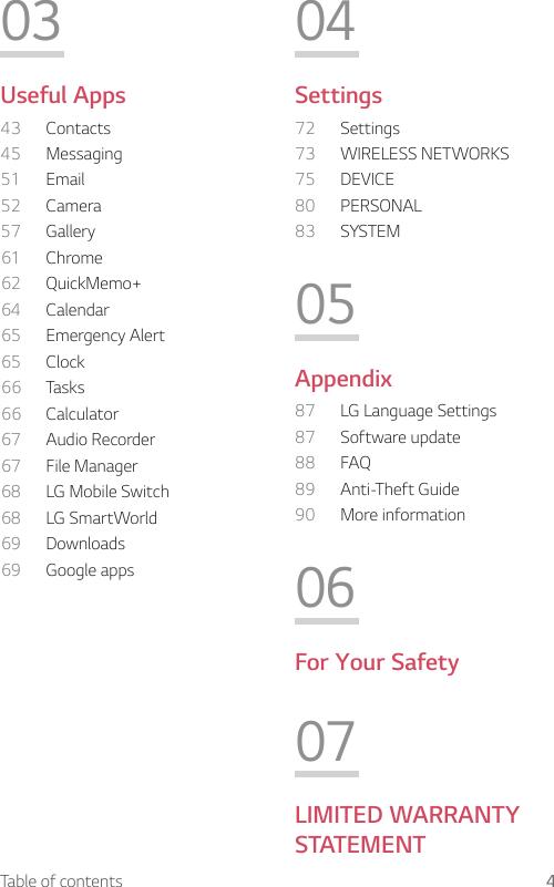 LG LK460 G Pad F2 8 0 User Manual Owner's SPR UG Web EN V1 1 171013