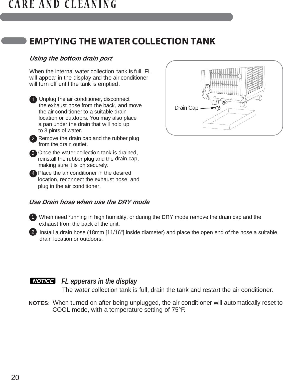 LG LP0813WNR User Manual Owner's English