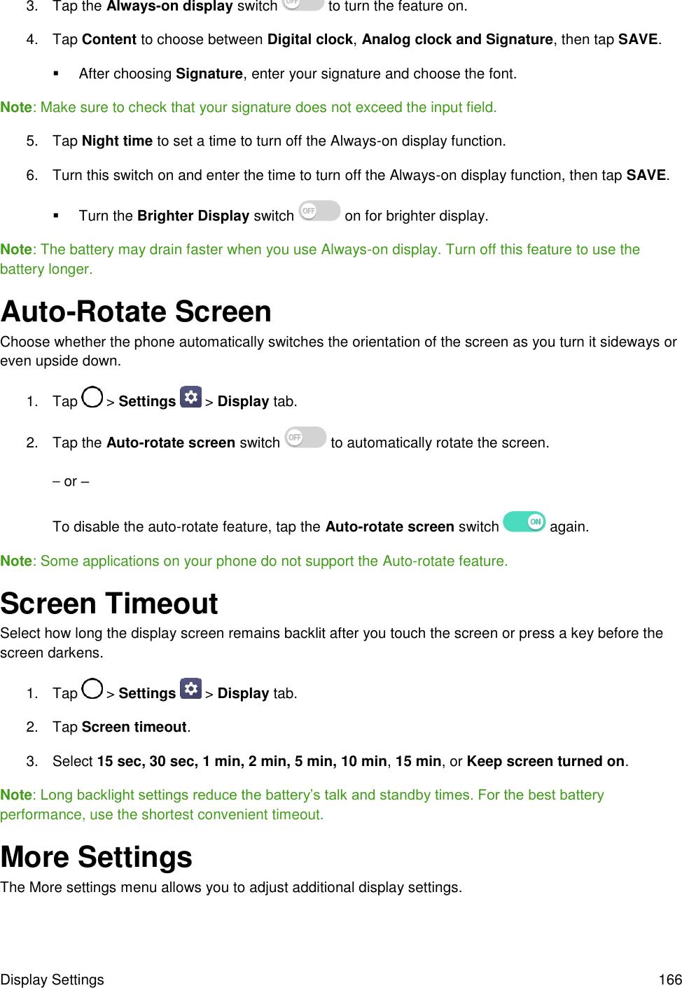 LG LS993 Black User Manual Owner's G6 Sprint English