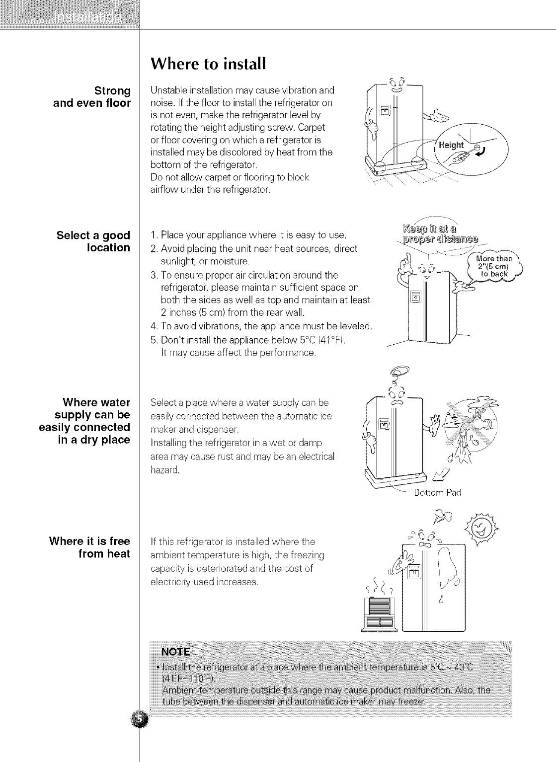 Lg Lsc21943St User Manual Refrigerator Manuals – Meta Morphoz