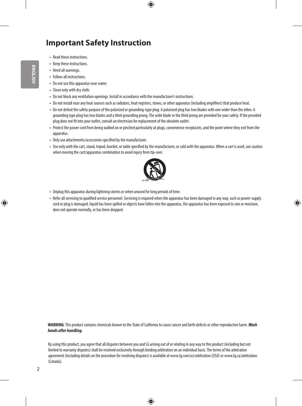LG OLED77C8PUA User Manual Owner's MFL70320402 00 Q