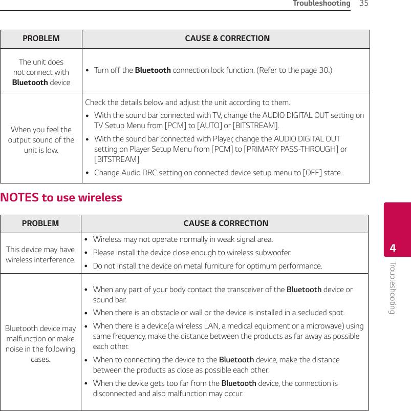 LG SJ4Y S User Manual Owner's SJ4Y DUSALLK WEB ENG 5798