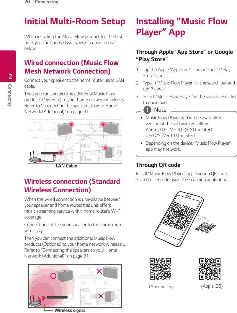 LG SJC8 User Manual Owner's SJ8 DUSALLC (Web) 3rd ENG