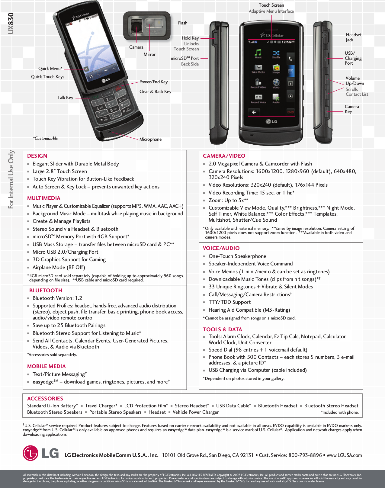 lg ux830 user guide product user guide instruction u2022 rh testdpc co LG Manuals PDF LG Touch Phone Operating Manual