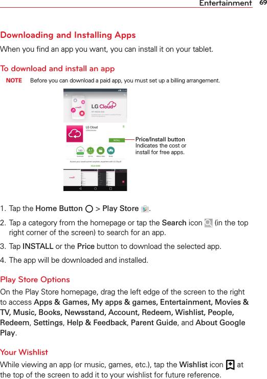 LG VK815 User Manual Owner's VK815M VZW UG Web EN V1 0 160426