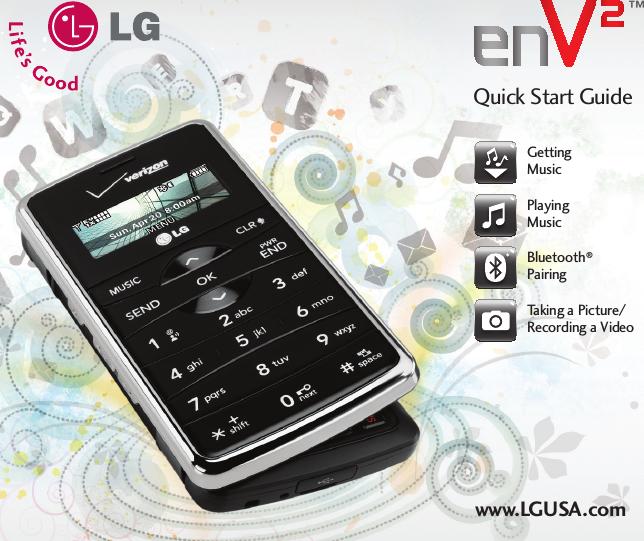 lg vx9100 black user manual quick start guide en v2 qsg rh usermanual wiki Env3 Phone LG VX9100 Cell Phone