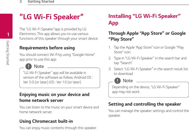 Lg Speaker App