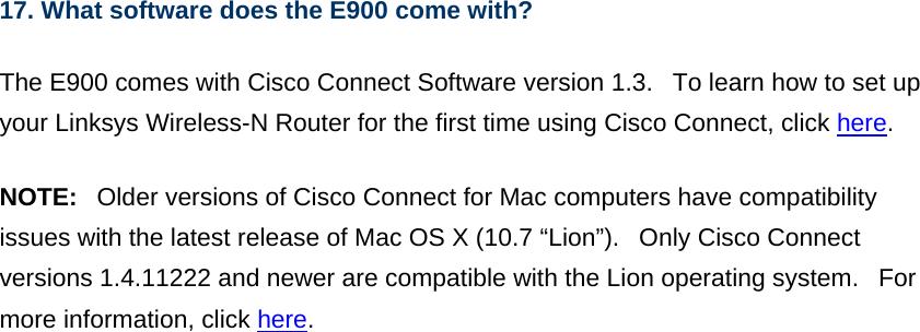 Linksys E2500 Datasheet