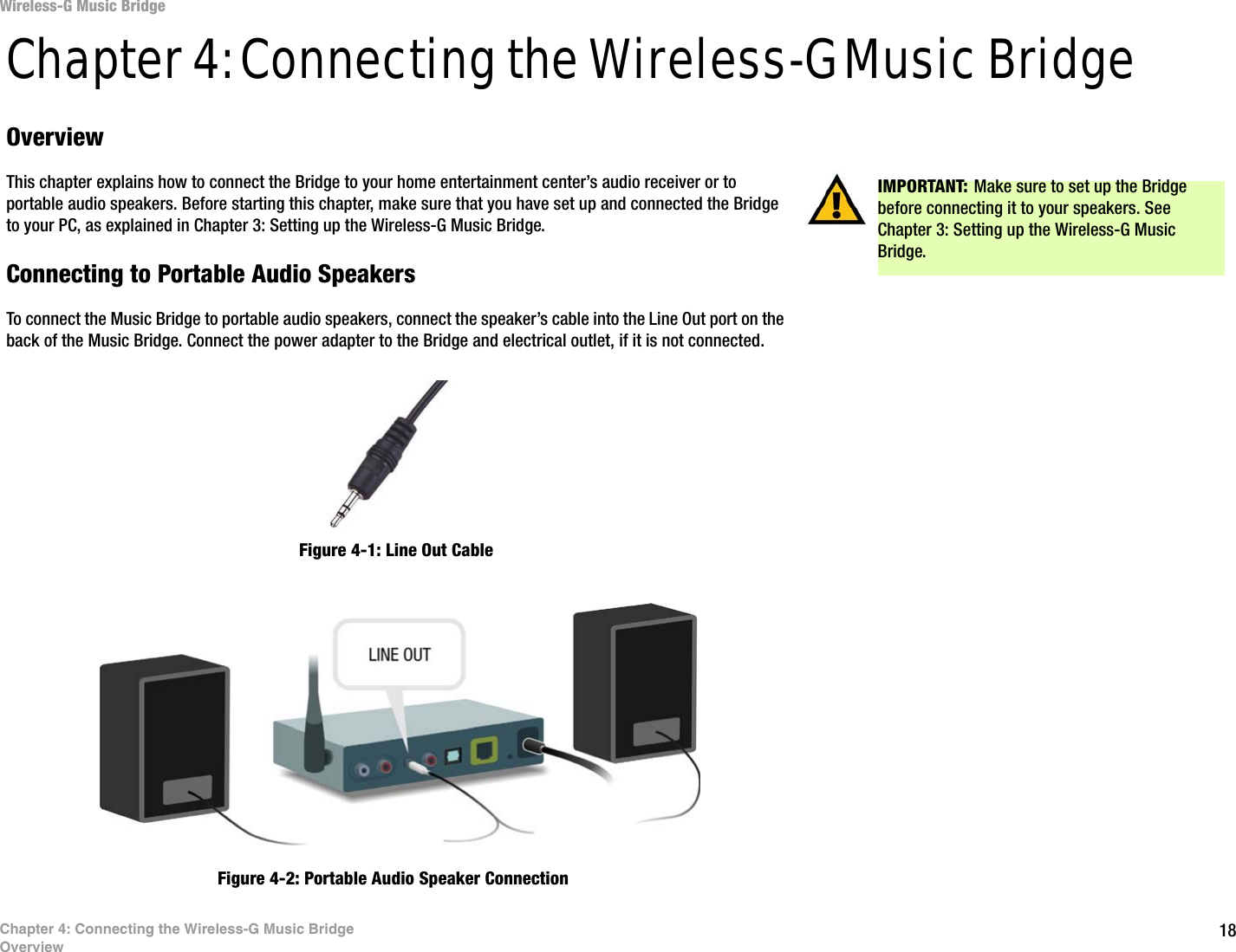 Linksys Wireless Bridge
