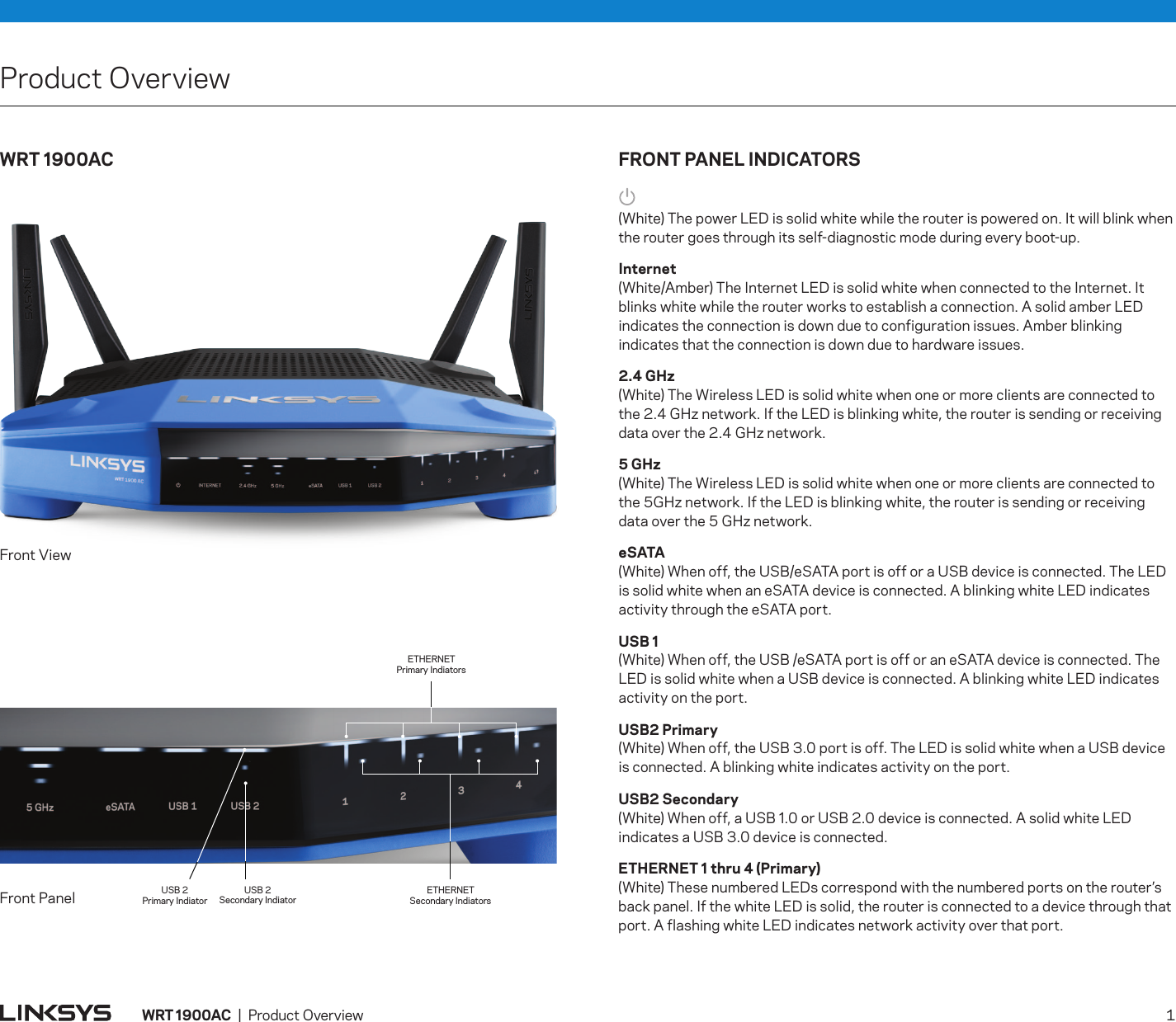 LINKSYS WRT1900AC Linksys Smart Wi-Fi Router User Manual Frequently