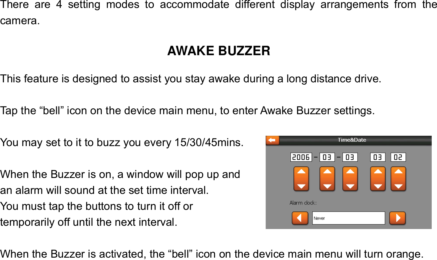 LOGIC GEAR XL4432TB POCKETABLE GPS User Manual USERS MANUAL