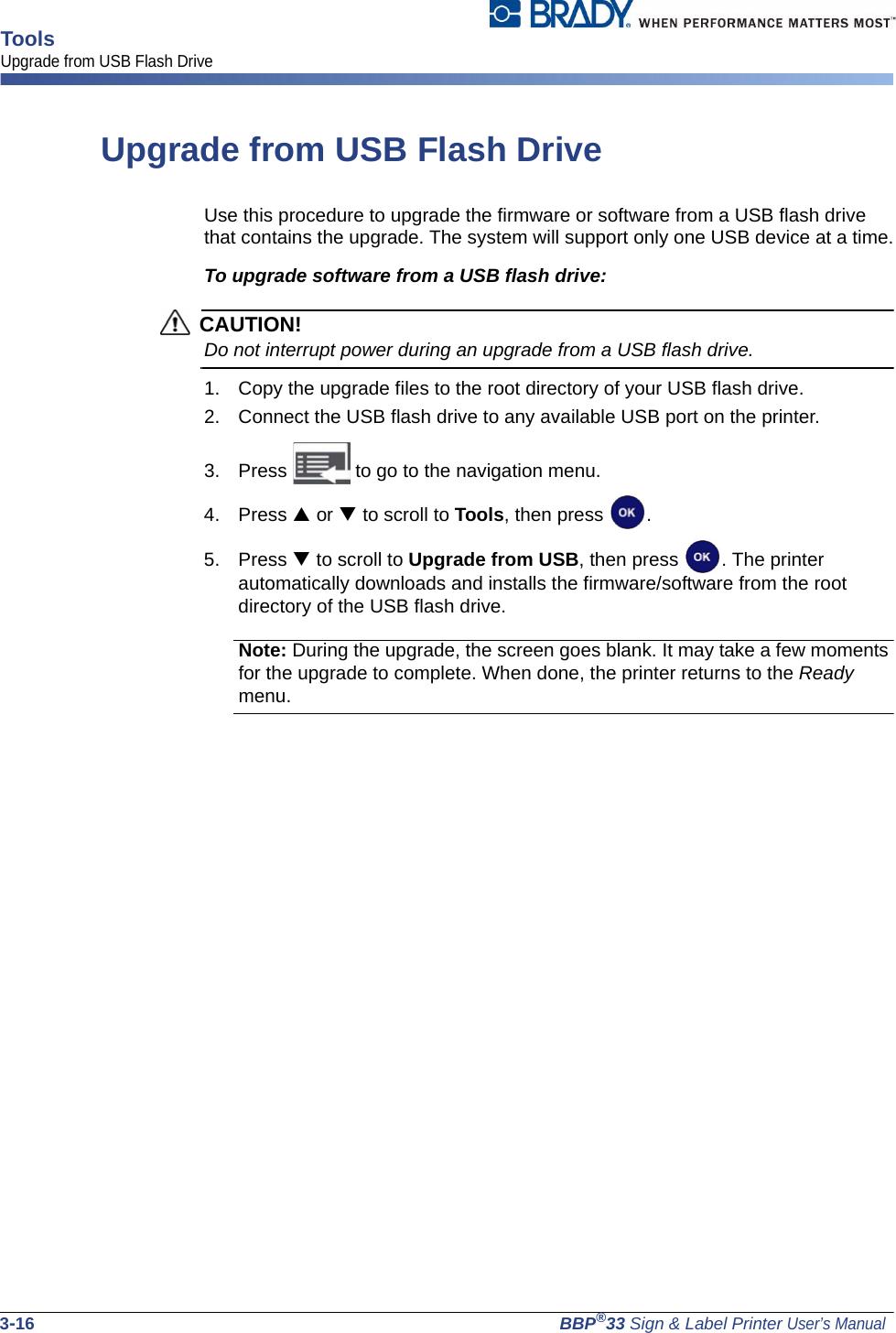 LabelZone Bbp33 Printer User Manual Us _SIMBA [BBP33] UG_EN