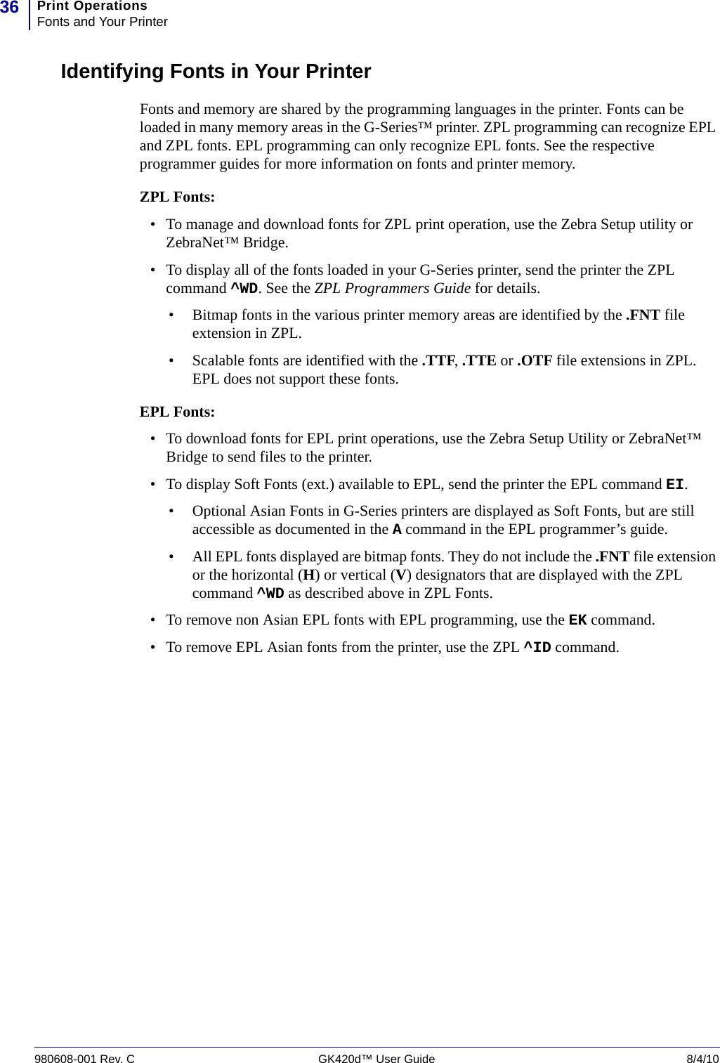 How To Print Zebra Zpl Files