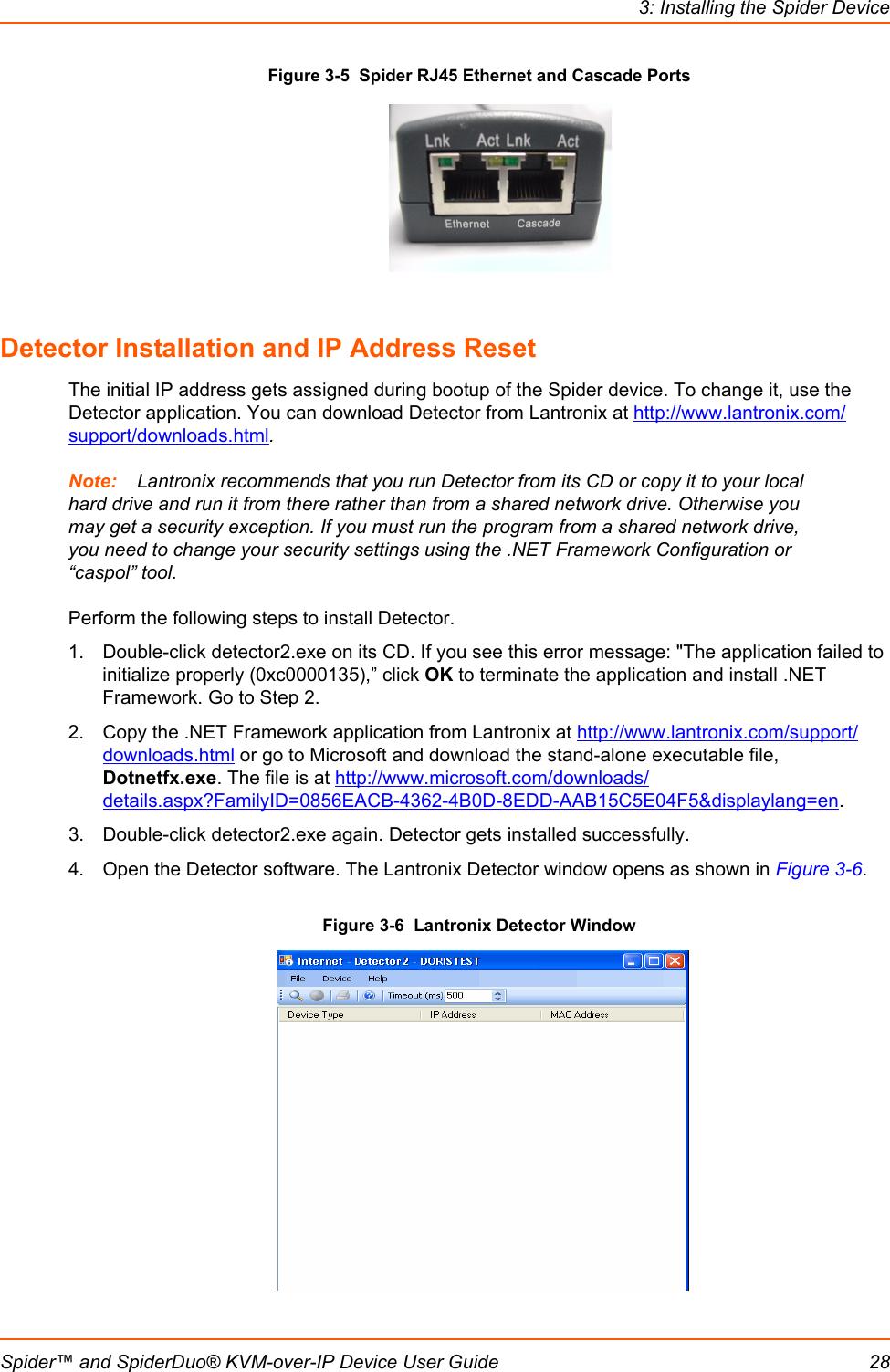 Lantronix Securelinx Spiderduo Kvm Switch Slslp400Ps201 Users Manual