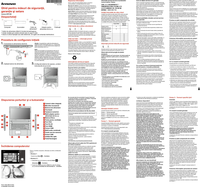 Canon : Manuale pentru echipamente PIXMA : MG series : Descriere filă Configurare pagină