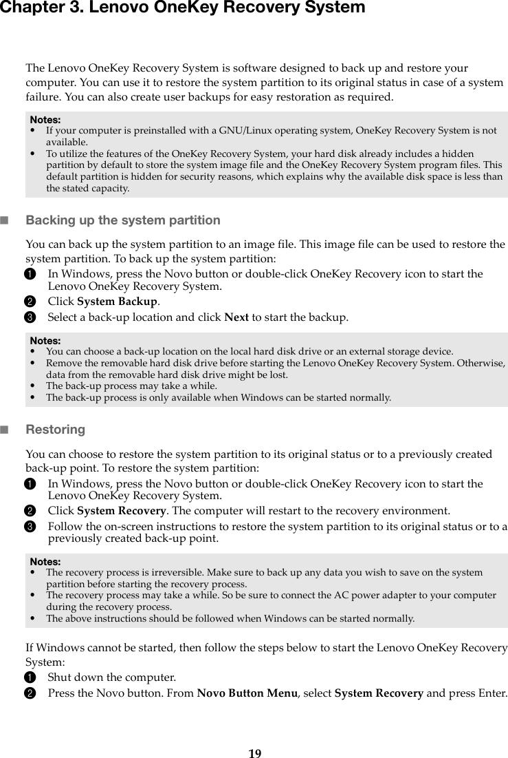 Lenovo Ideapad 110 17Acl Ug En 201606 User Manual (English