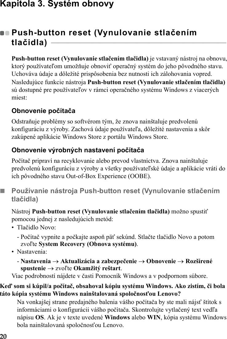 Lenovo Ideapad720 15ikb Ug Sk 201707 User Manual Slovak
