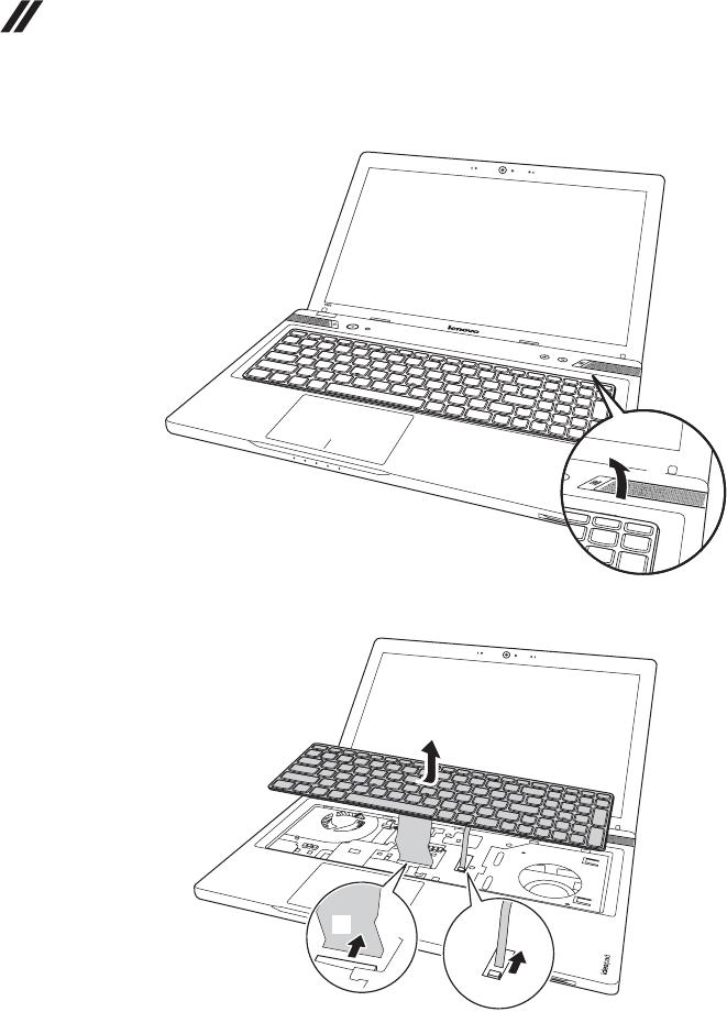 Lenovo Ideapad Y480 Y580 Hmm 1st Edition Mar 2012 English User