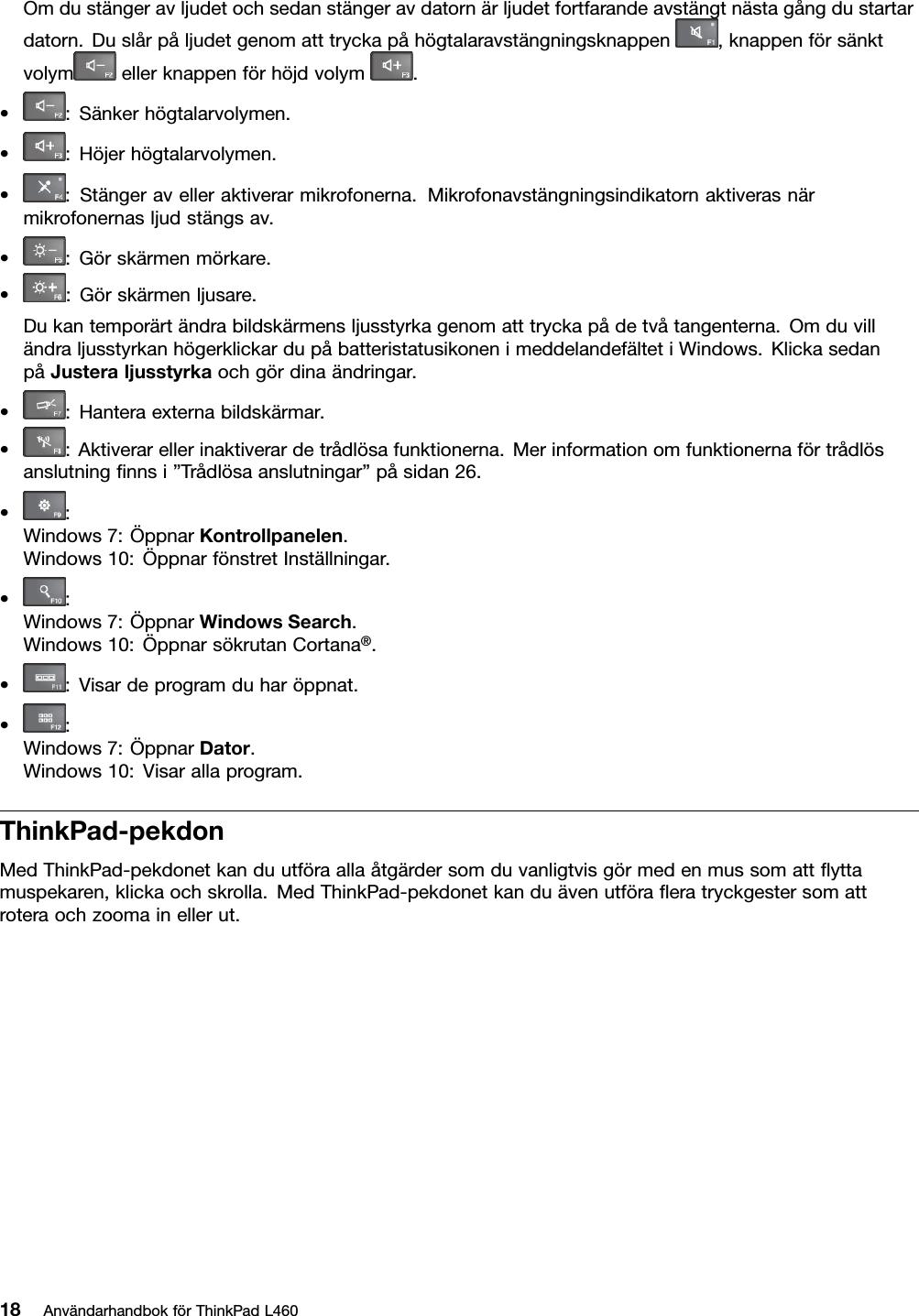 Lenovo L460 Ug Sv User Manual – Meta Morphoz