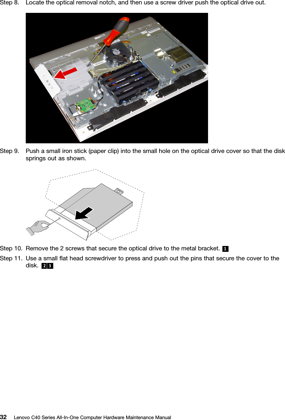 Lenovo C40 Hmm 20141110 User Manual Series All In One