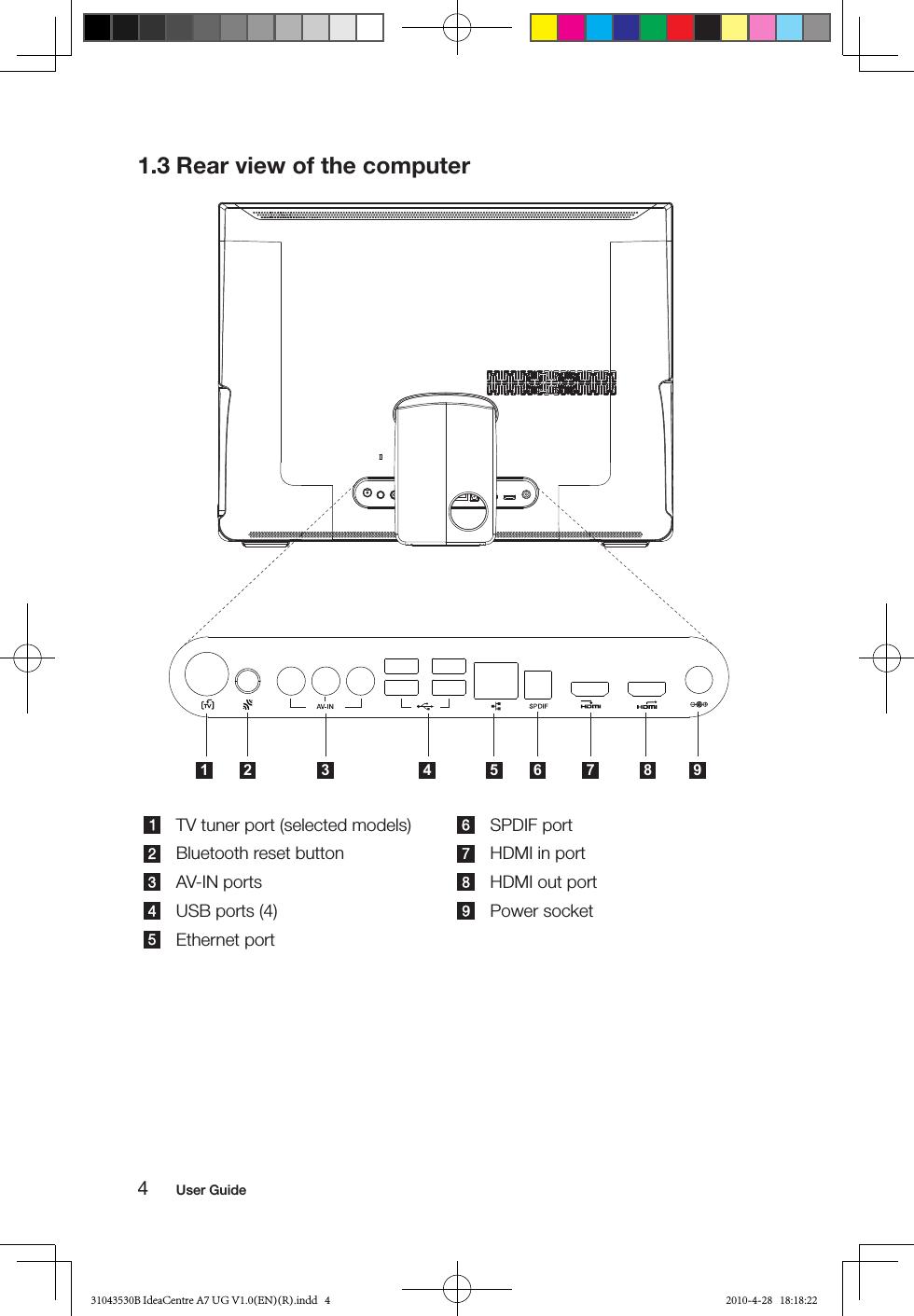 Lenovo Ideacentre A7 Series User Guide V1 0 Manual Idea
