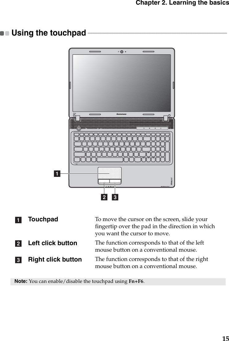 Lenovo Ideapad Z460 Users Manual