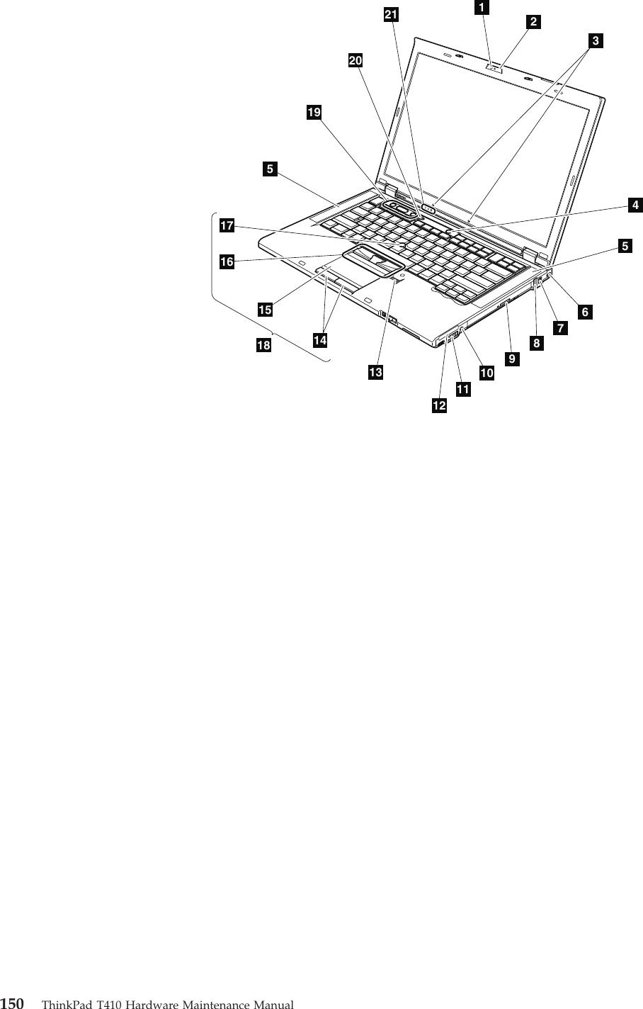 Lenovo T410I Users Manual ThinkPad T410 Hardware Maintenance