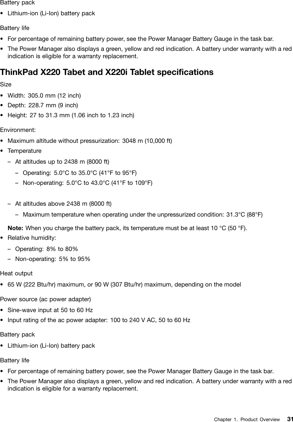 Lenovo Tablet 42872W5 Users Manual