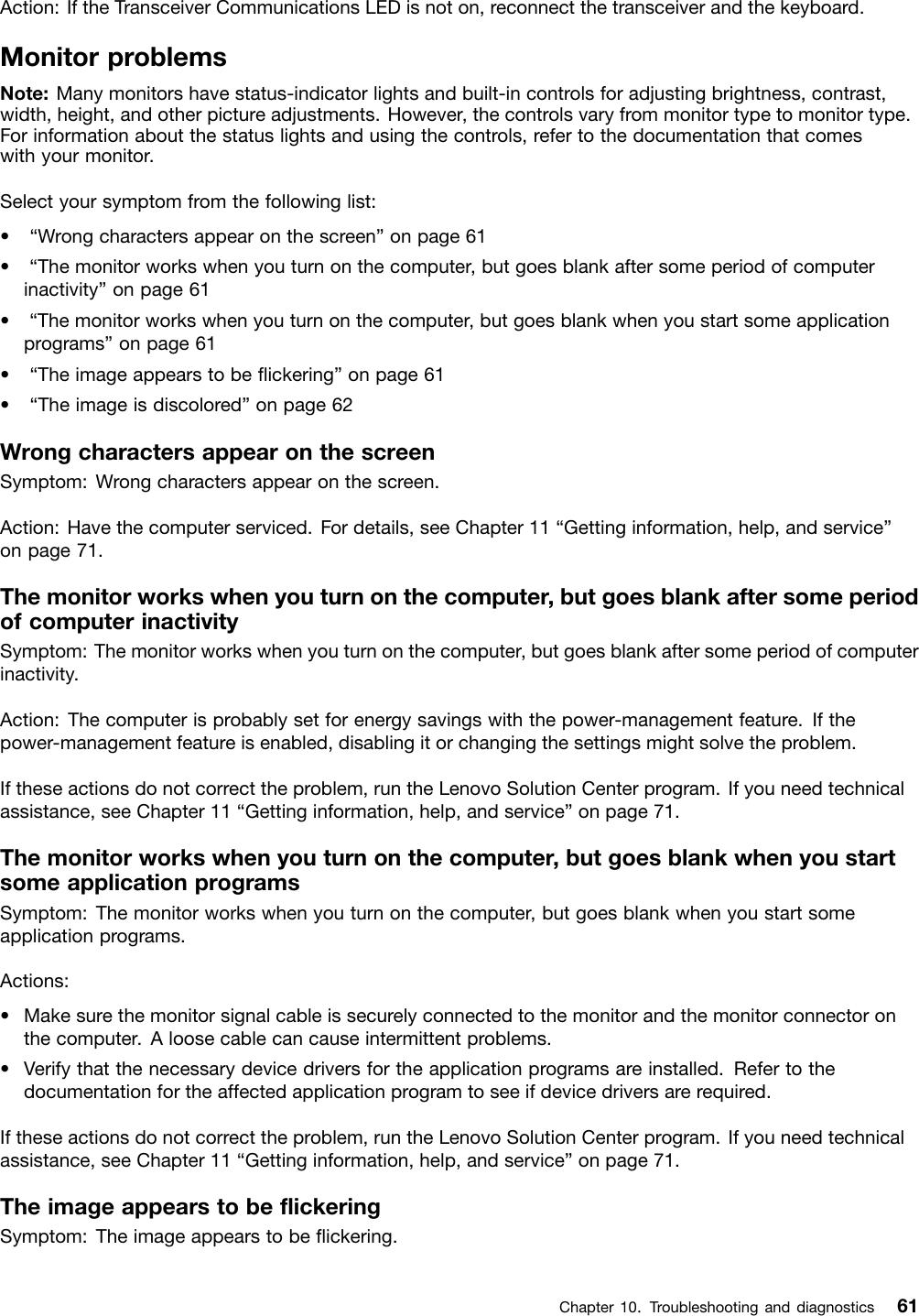 Lenovo Thinkcentre Edge 62Z 2117Eku Users Manual