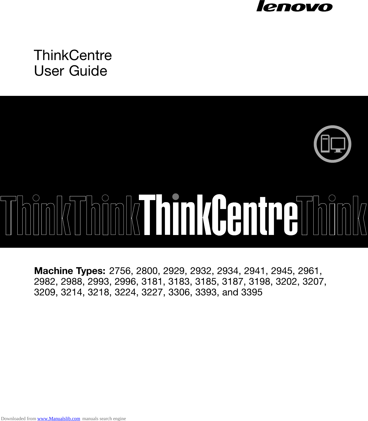 Lenovo Thinkcentre M92P User Guide ManualsLib Makes It Easy
