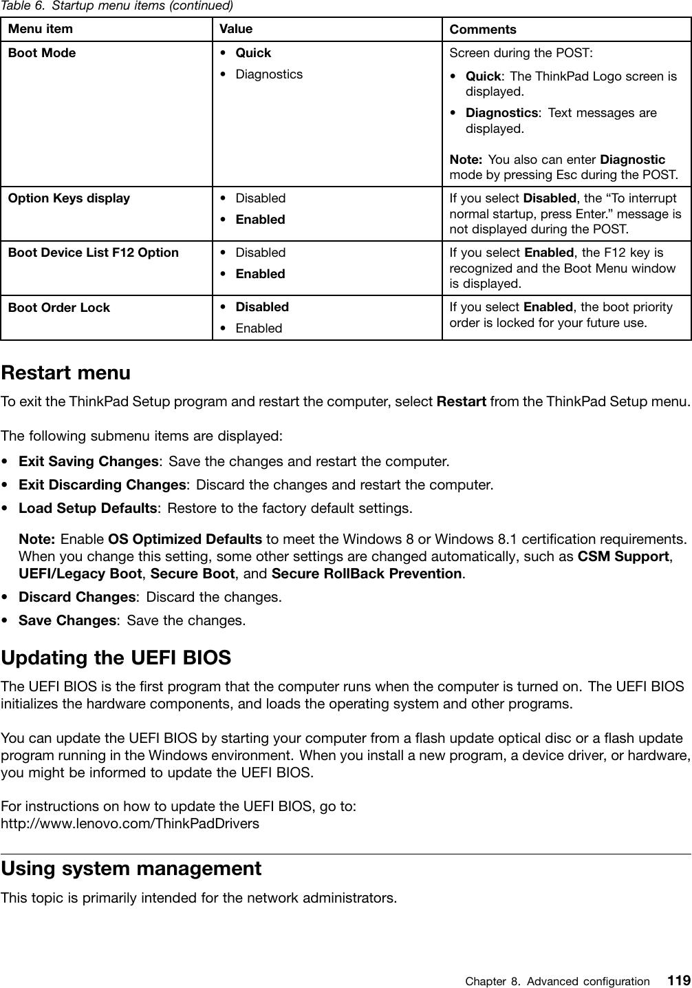 Lenovo Thinkpad T440 Users Manual