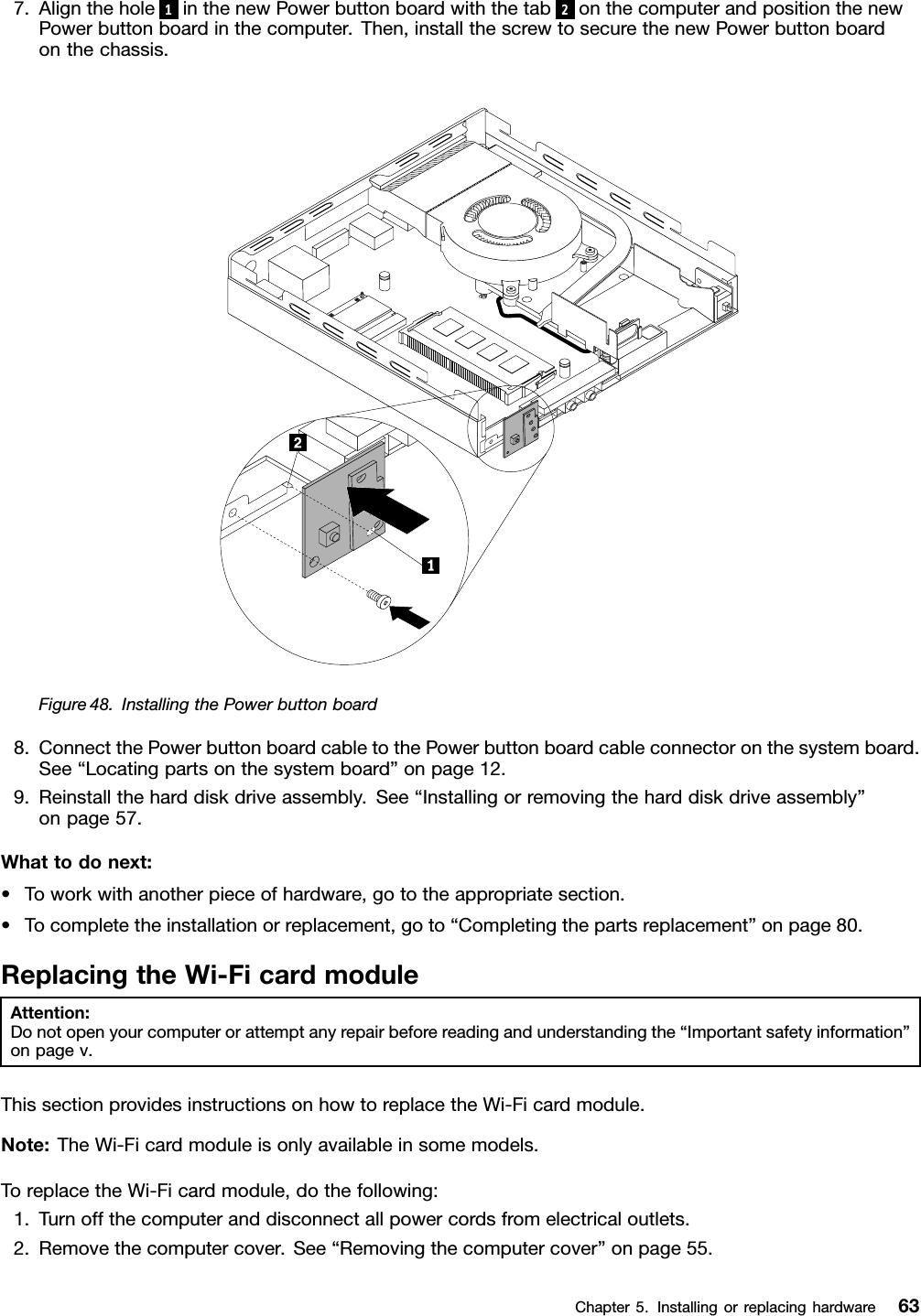 Lenovo M73 Tiny Ug En User Manual (English) Guide (Tiny Form Factor