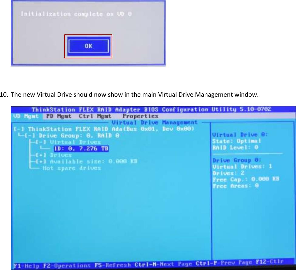 Lenovo P500 P510 P700 P710 P900 P910 How To Create And Configure