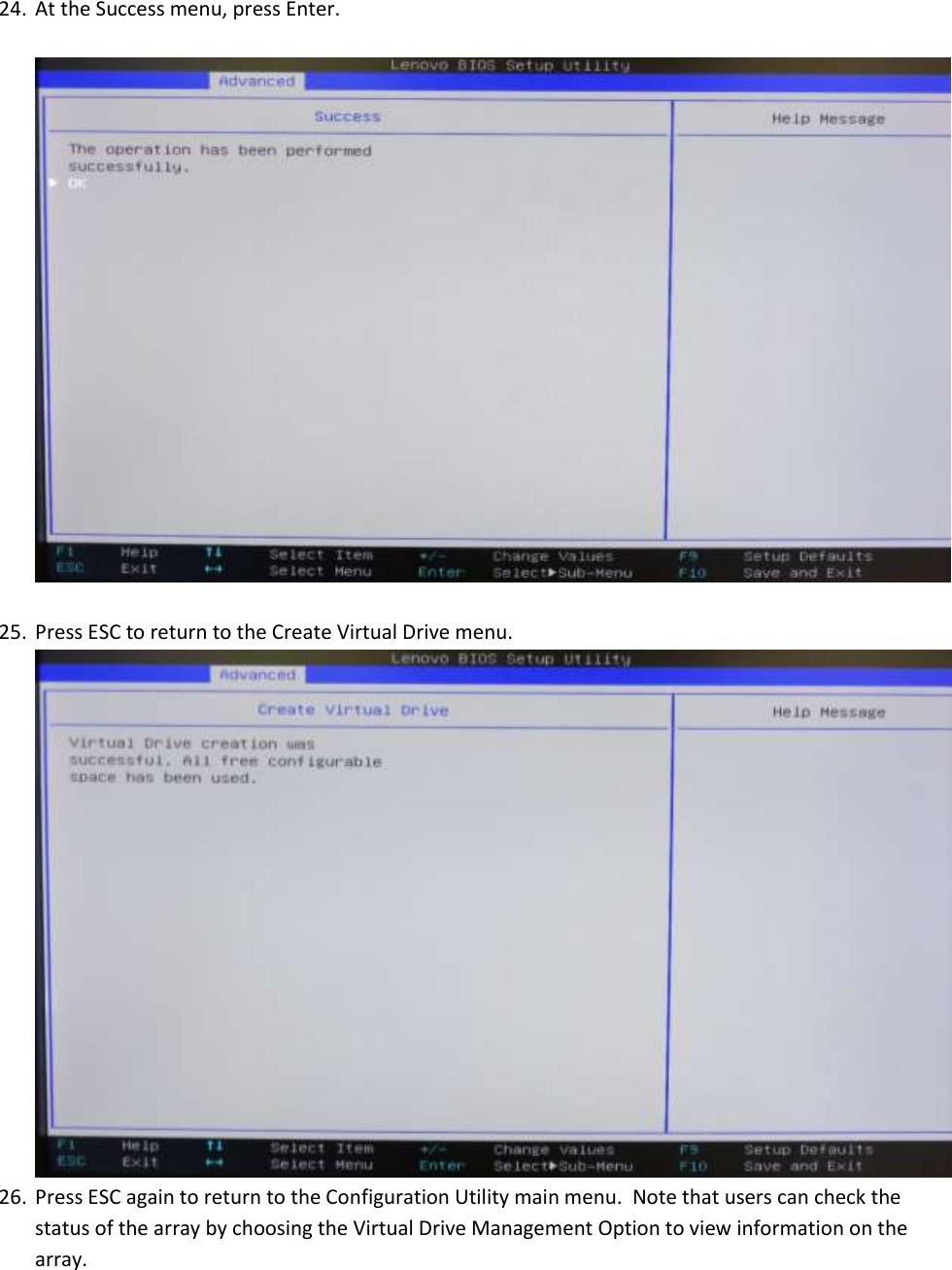 Lenovo P500 P510 P700 P710 P900 P910 How To Create And