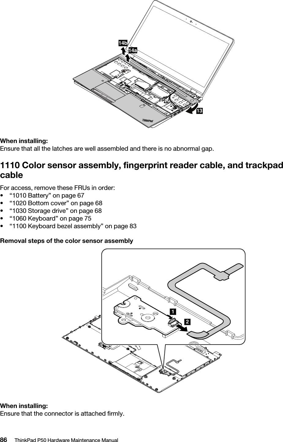 Lenovo P50 Hmm En Sp40J71944 03 ThinkPad Hardware