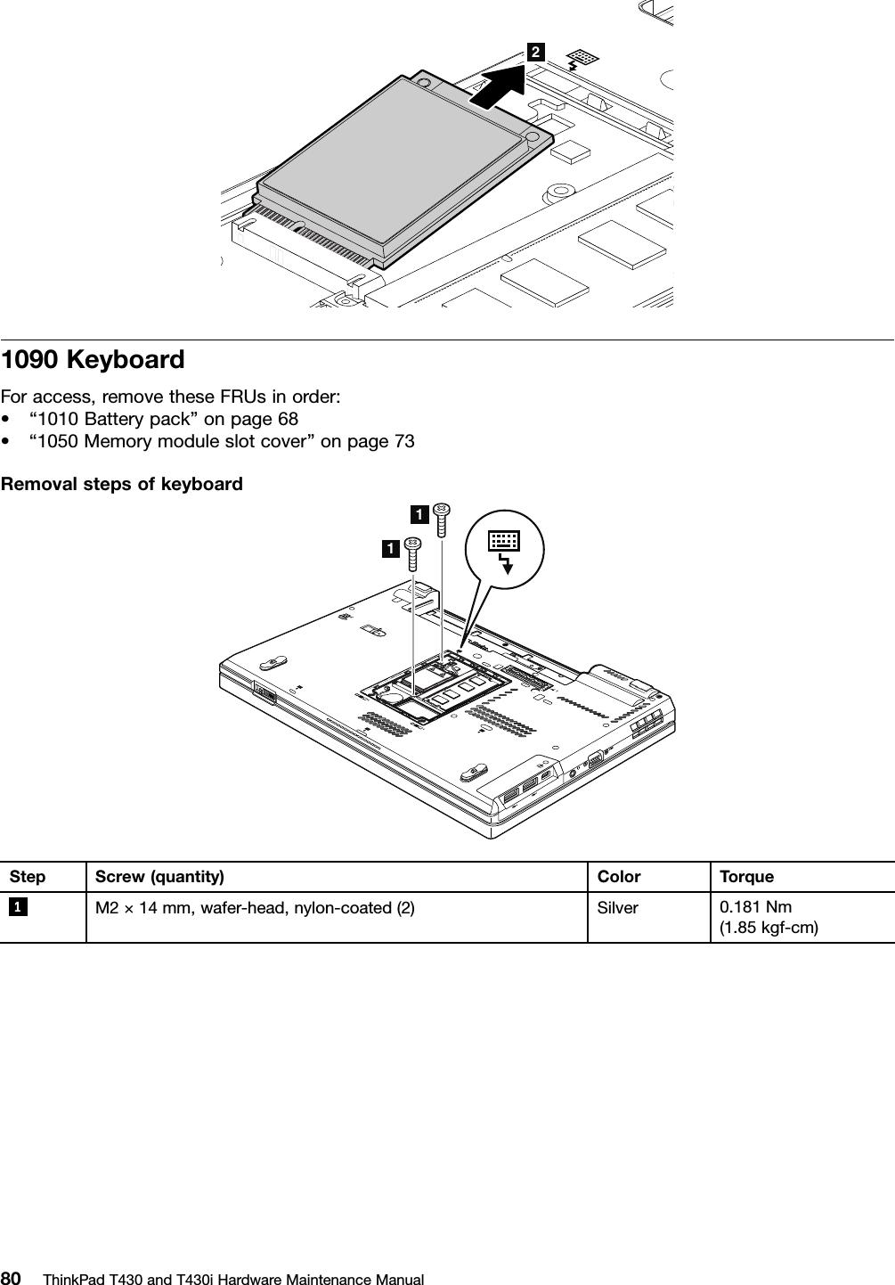Lenovo T430 T430I Hmm En 0B48304 04 User Manual Hardware