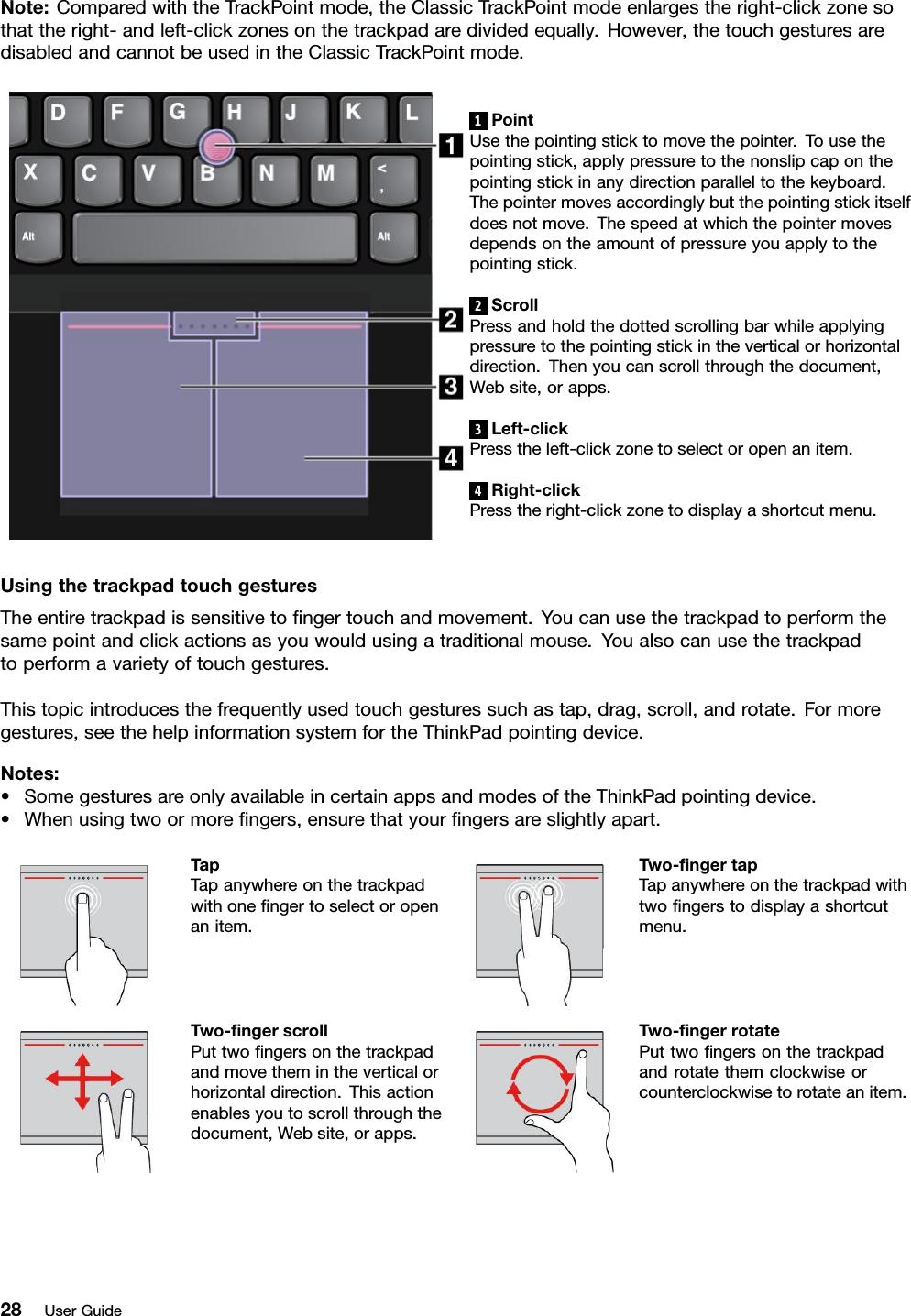Lenovo T440 Ug En ThinkPad User Manual (English) Guide Laptop (Think