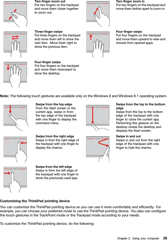 Lenovo T440 Ug En ThinkPad User Manual (English) Guide