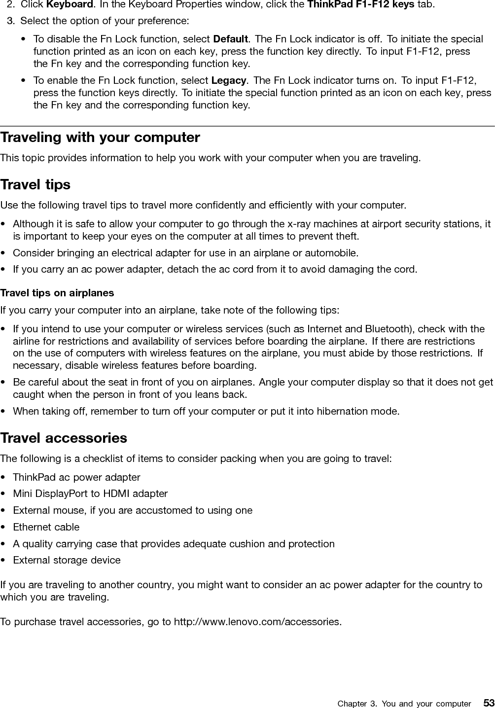 Lenovo T440 Ug En ThinkPad User Manual (English) Guide Laptop (Think